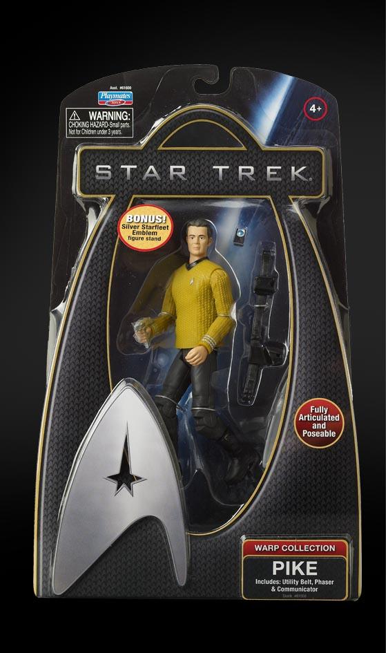 Star trek movie toys 2009